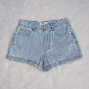 Forever 21 | Los Angeles Light Wash Shorts | W 25